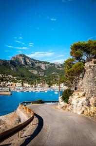 Spain road