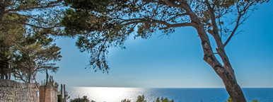Viewpoint in Mallorca