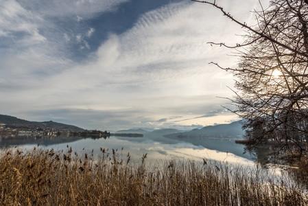 Lake in Austria   WAtilde para rthersee