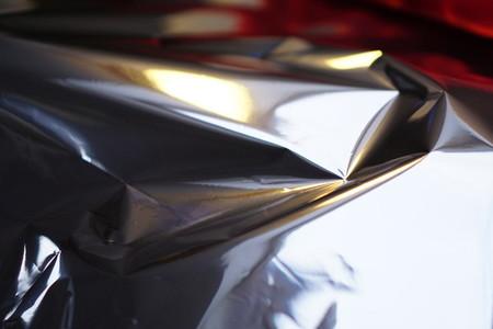 chrome foil