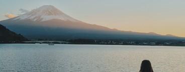 Sunset moment  Japan