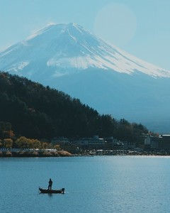 Life on the lake  Japan