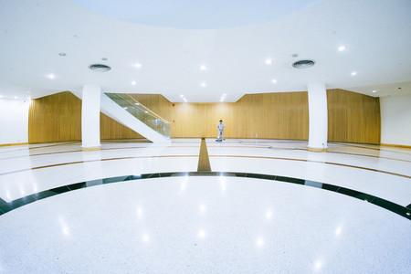 Modern Museum Interior