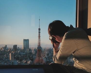 The Rhythm of city  Japan