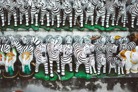 Thai Zebra Shrine 4