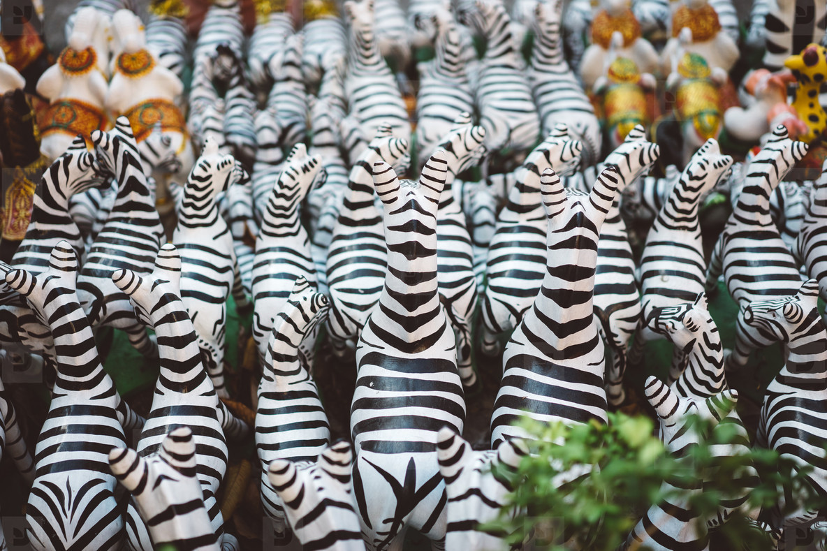 Thai Zebra Shrine