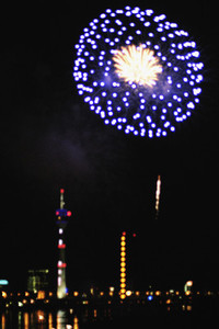 Fireworks and Concrete 16