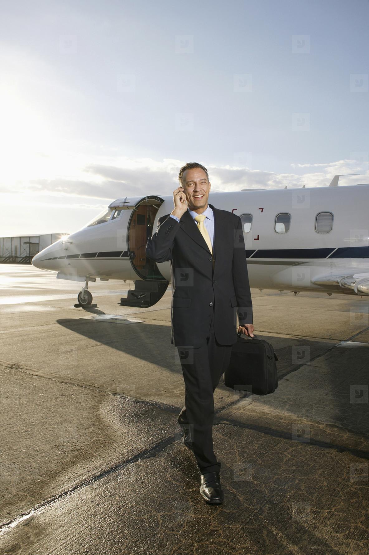 Corporate Jet  01