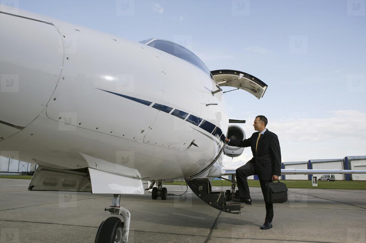 Corporate Jet  02