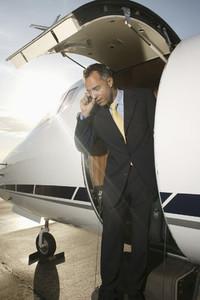 Corporate Jet 04