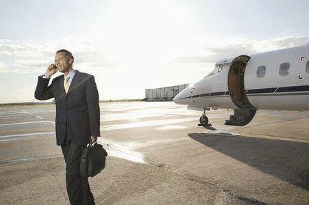 Corporate Jet  06