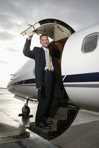 Corporate Jet  07