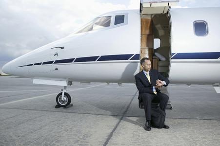Corporate Jet  08