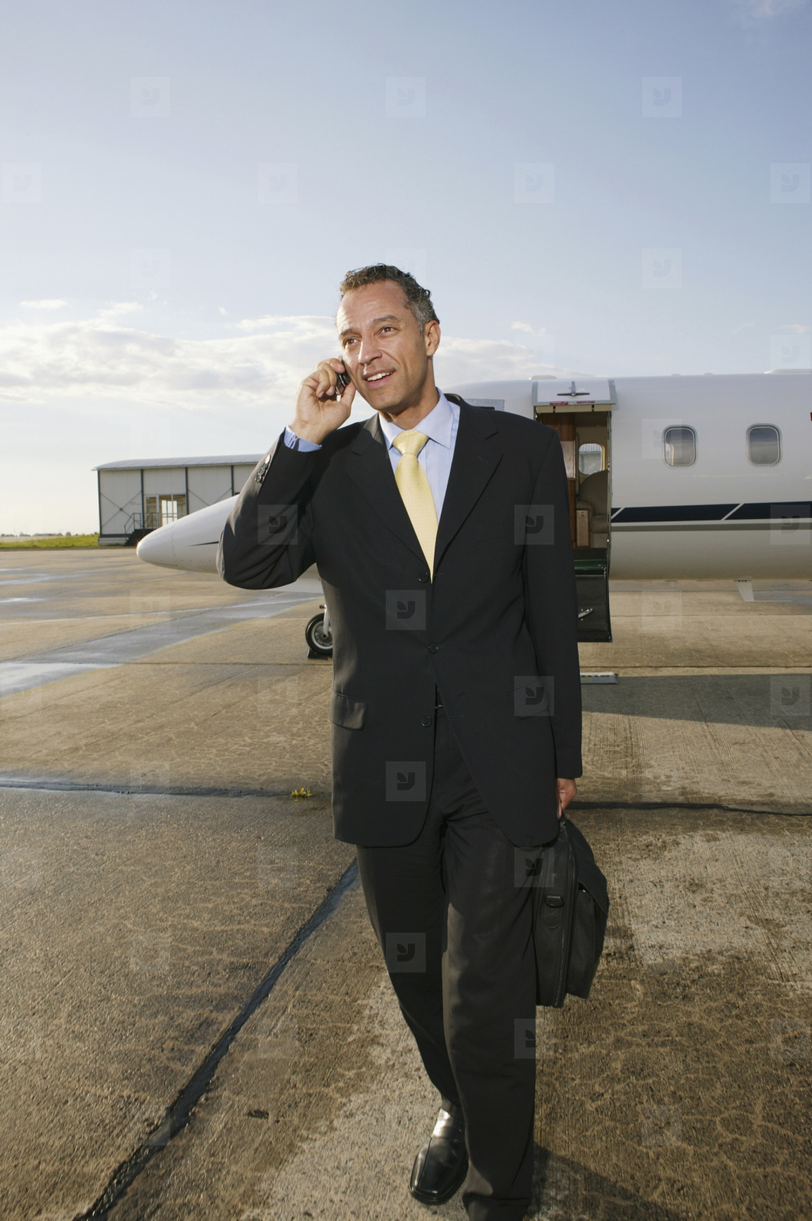 Corporate Jet  09