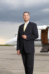 Corporate Jet 10
