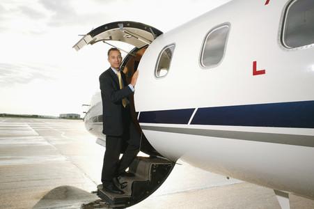 Corporate Jet 12