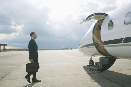 Corporate Jet 18
