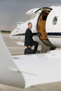 Corporate Jet 28