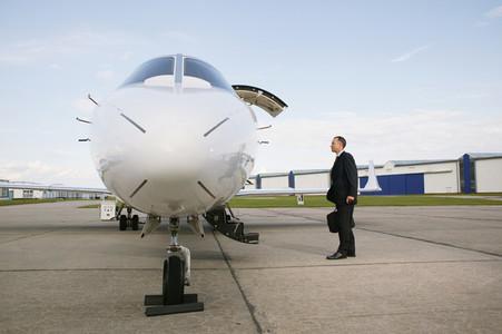 Corporate Jet 31