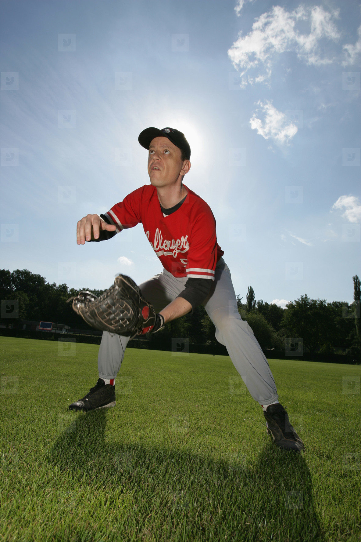 Baseball Team  07