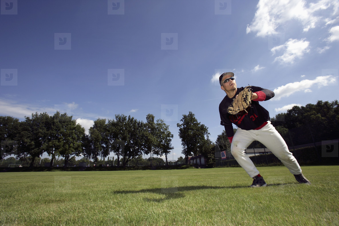 Baseball Team  08