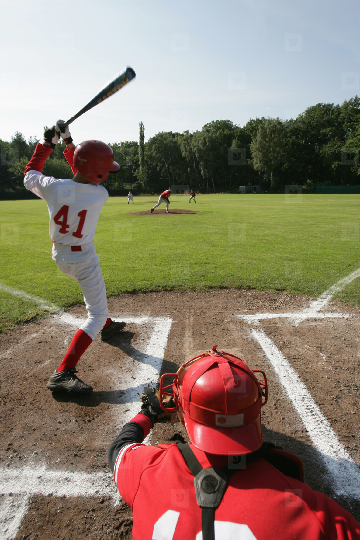 Baseball Team  14