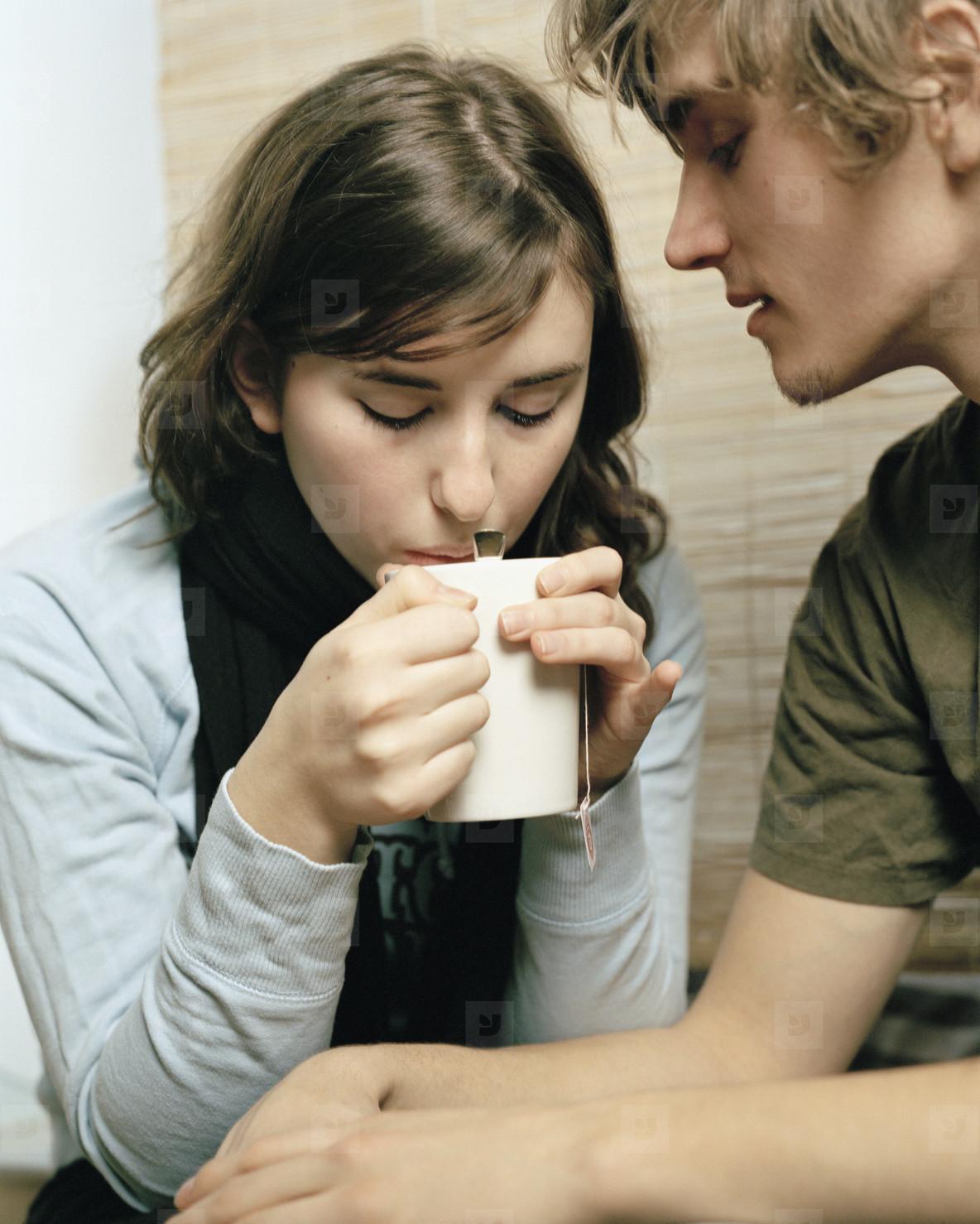 Teenage Couple Fun  08