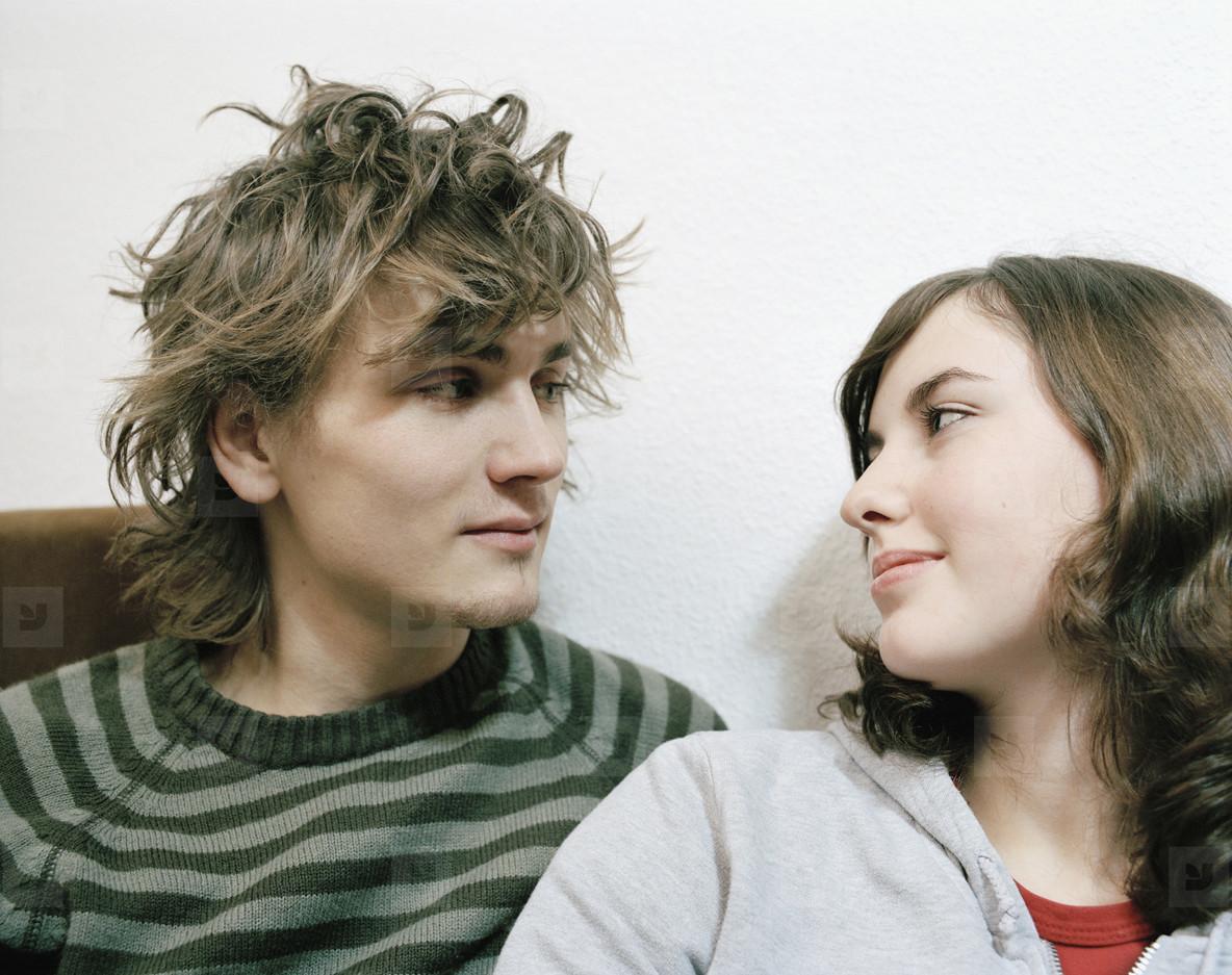 Teenage Couple Fun  13