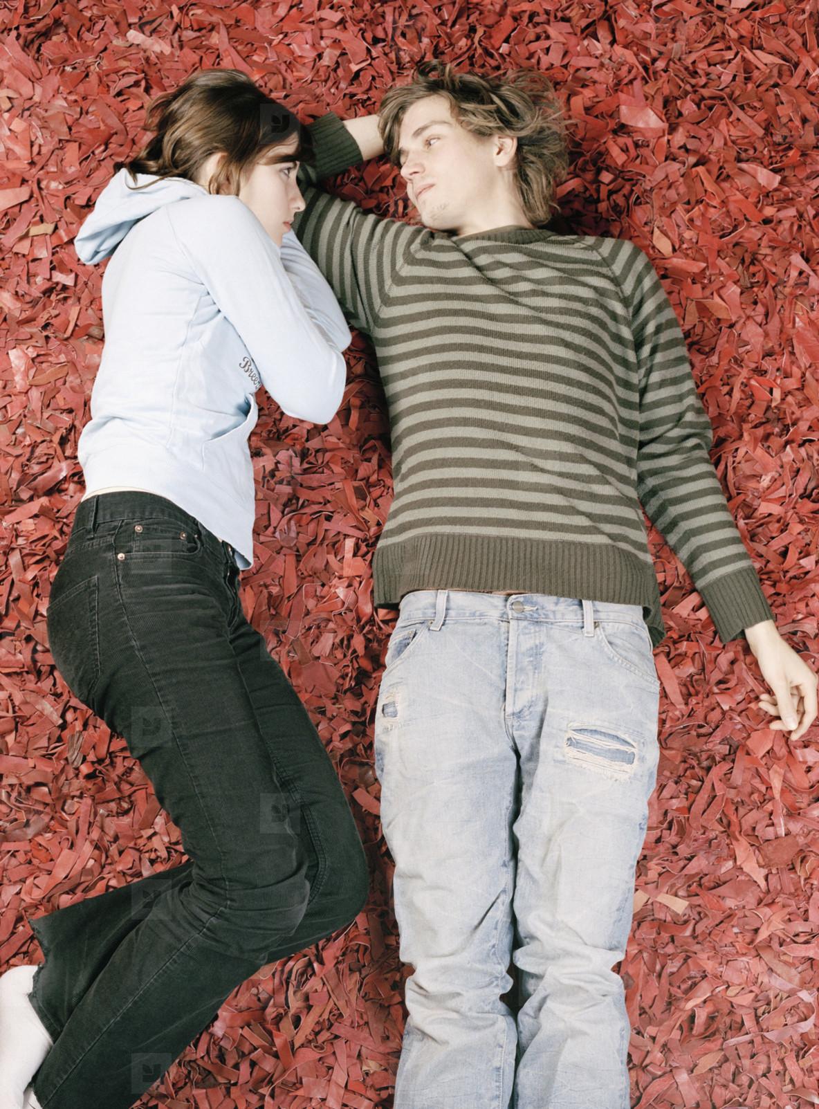 Teenage Couple Fun  17