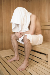 Sauna Afternoon 02