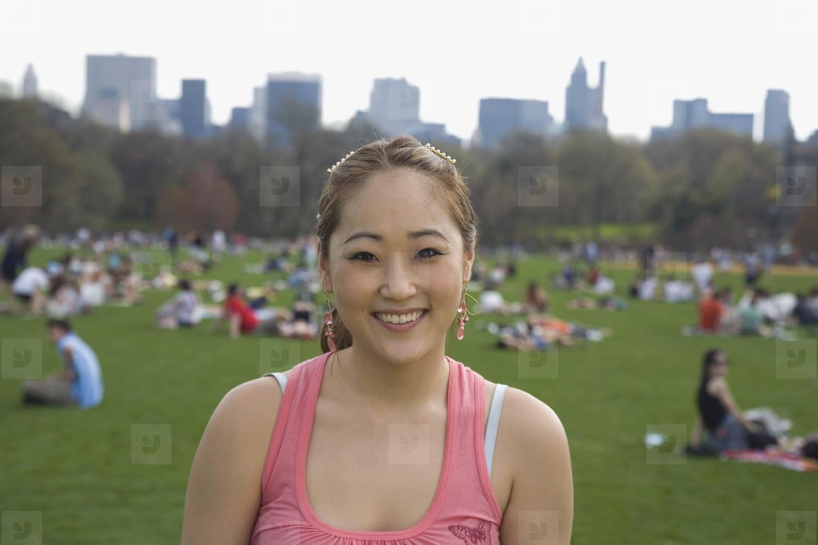 Chinese Tourist Couple NYC  10