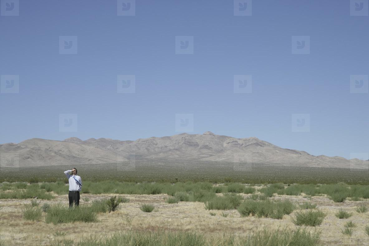 Desert Business Fiction  11