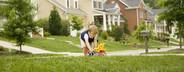 Mom and Kids and Suburbs  09