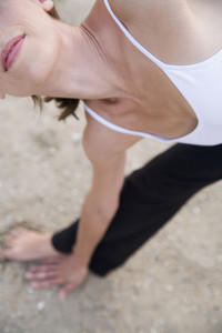 Yoga at the Beach 04