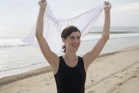 Yoga at the Beach  06