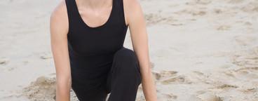 Yoga at the Beach  12