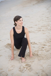 Yoga at the Beach 12