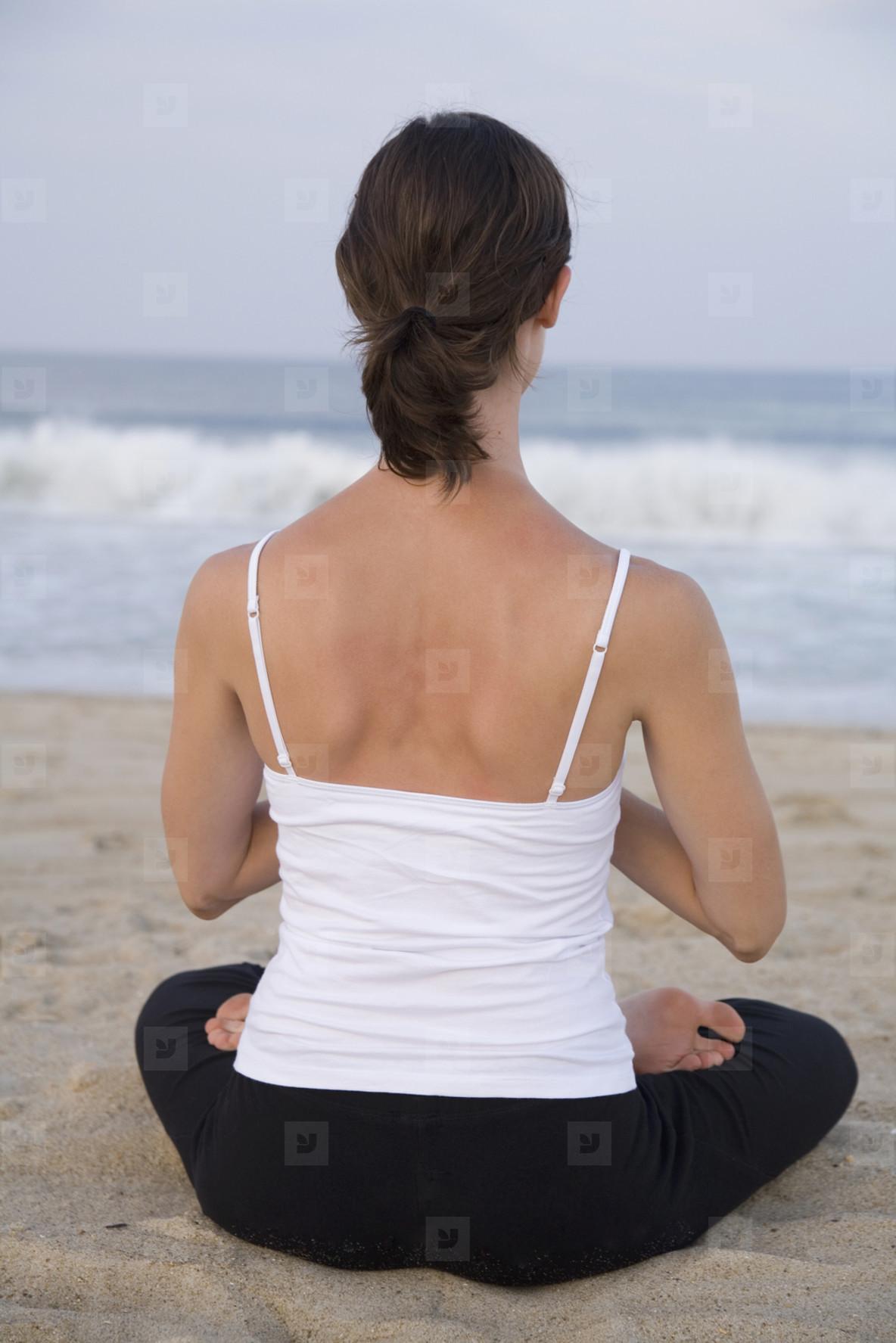 Yoga at the Beach  16