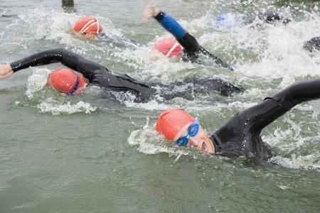 Triathlon Scenes 06