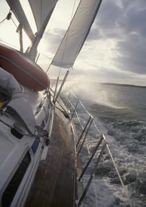 Sailing Away  08