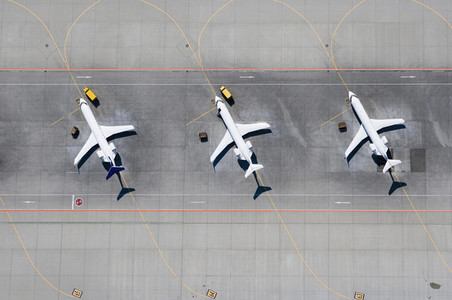 Airports from above 02