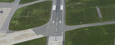 Airports from above  04