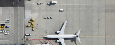 Airports from above  05