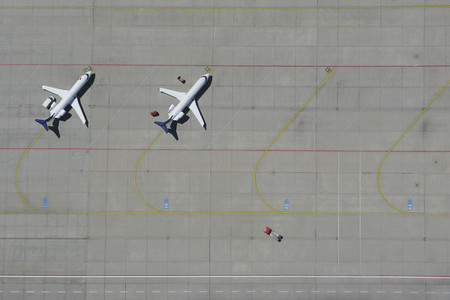 Airports from above 10