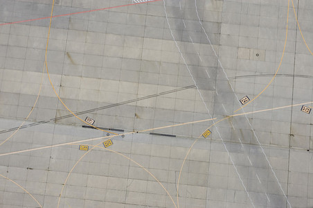 Airports from above 11