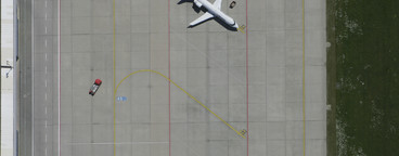 Airports from above  12