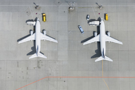 Airports from above 14