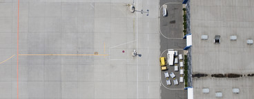 Airports from above  16