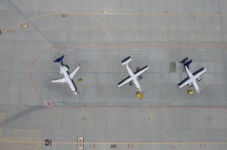 Airports from above  17