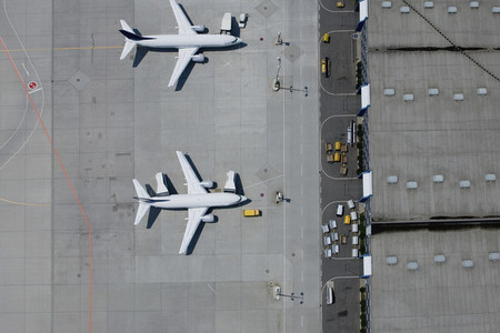 Airports from above  18